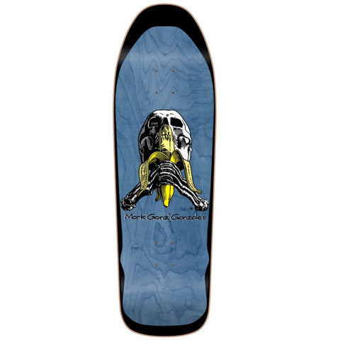 Gonz Skull and Banana Blue