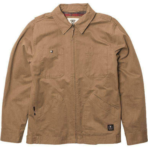 """Buck"" Jacket - Kangaroo"