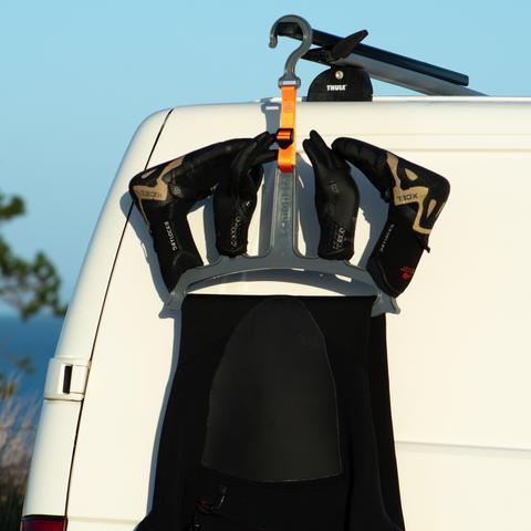 C-Monsta Wetsuit and Accessories Hanger