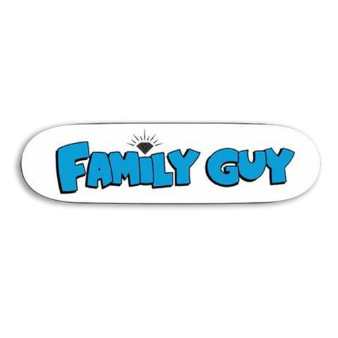 Family Guy x Diamond Supply Co. 8.25""
