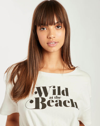BEACH EVERYDAY T-SHIRT
