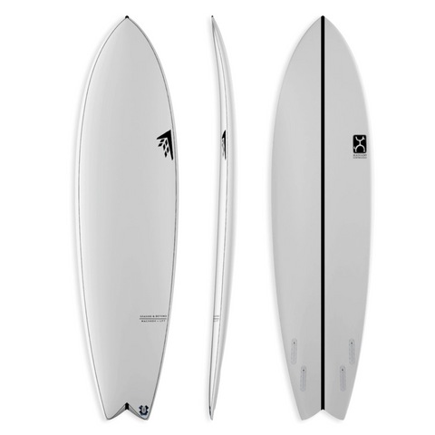 "Rob Machado ""Seaside and Beyond"" 7'0"" Futures - LFT"