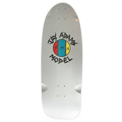 "Jay Adams ""First Deck"" 10.75"" - Silver"