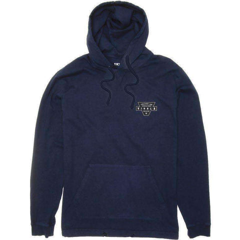 """Sofa Surfer"" Hoody - Dark Denim"