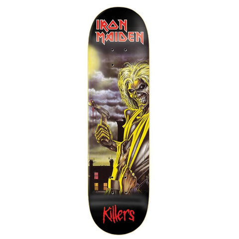 "x Iron Maiden ""Killers"" - 8.5"""