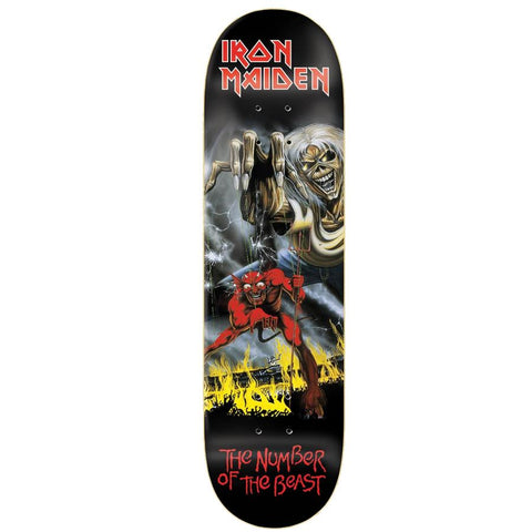 "x Iron Maiden ""The Number of the Beast"" - 8.0"""