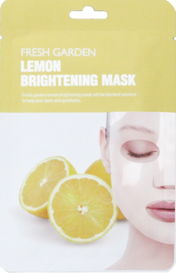 FRECIPE LEMON BRIGHTENING MASK (10 COUNT)
