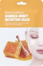 FRECIPE MANUKA HONEY NUTRITION MASK (10 COUNT)