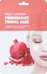 FRECIPE POMEGRANATE FIRMING MASK (10 COUNT)