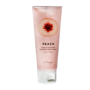 PEACH TONE-UP MOISTURE SLEEPING CREAM MASK