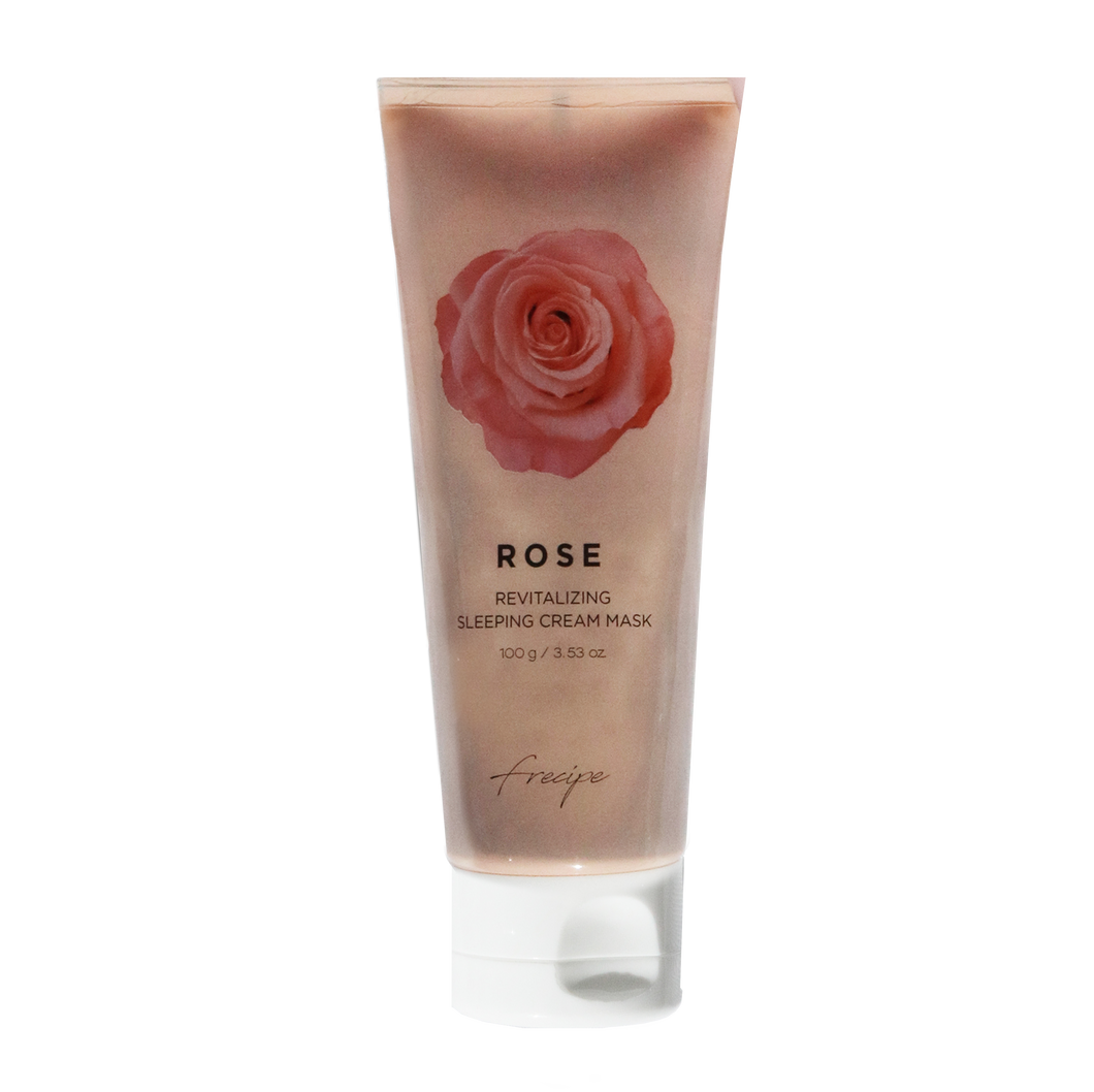 ROSE REVITALIZING SLEEPING MASK