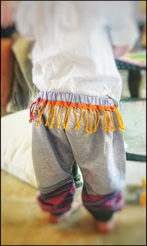 Kids kikoy pants