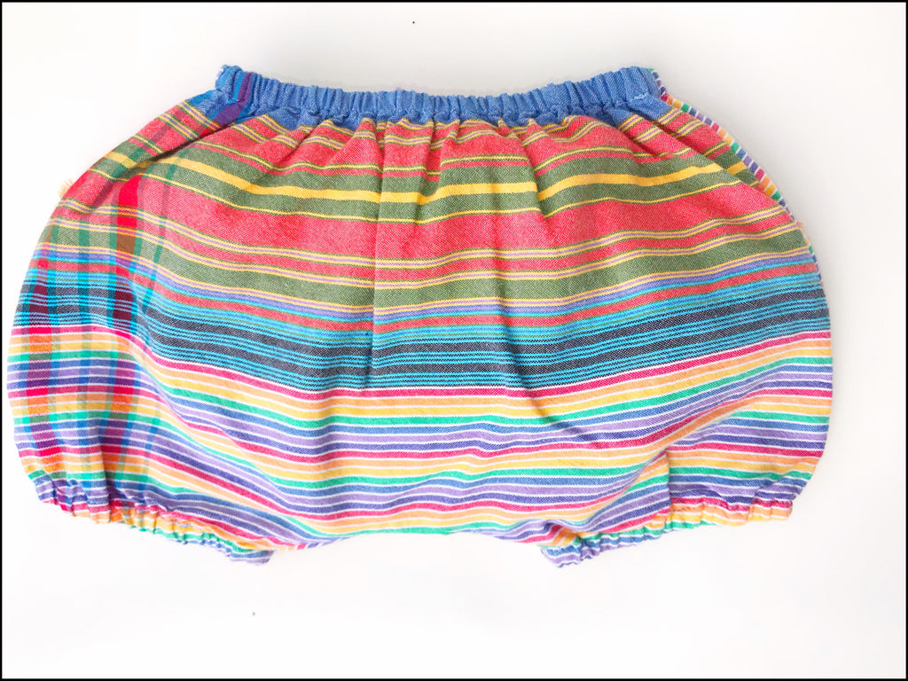 Rainbow Bloomers with side pockets