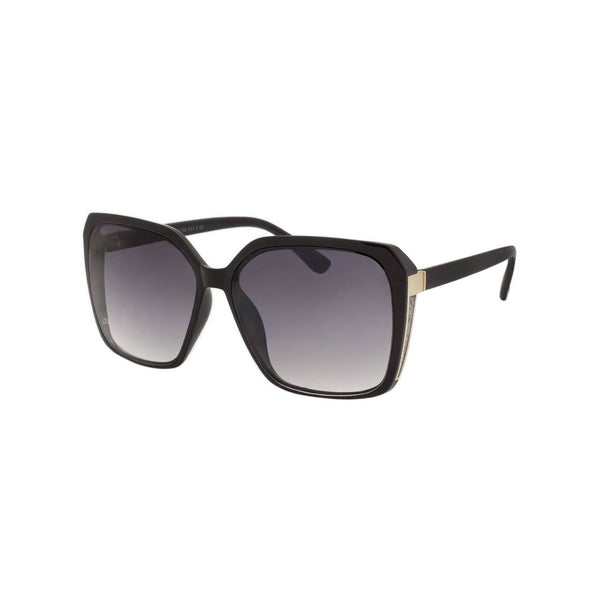 Martha Sunnies in Black
