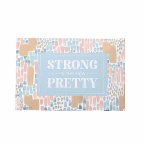Strong is the New Pretty sachet