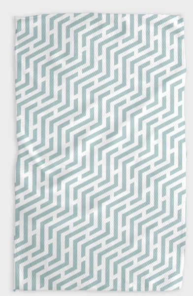 Designer Kitchen Towel-Left to Right