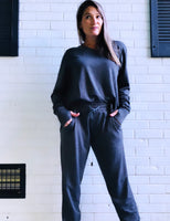 Piper Pants in Charcoal