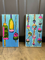 Buoy Canvas Art