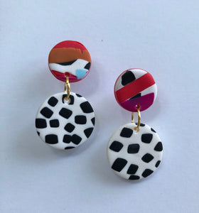 Cruella Mini Earrings (g)
