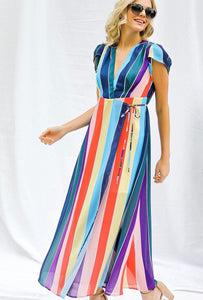 All the Colors Tulip Maxi