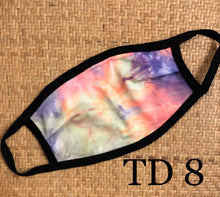 Cosmic Tie Dye ADULT Mask