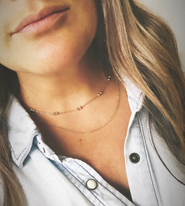 Wylie Necklace