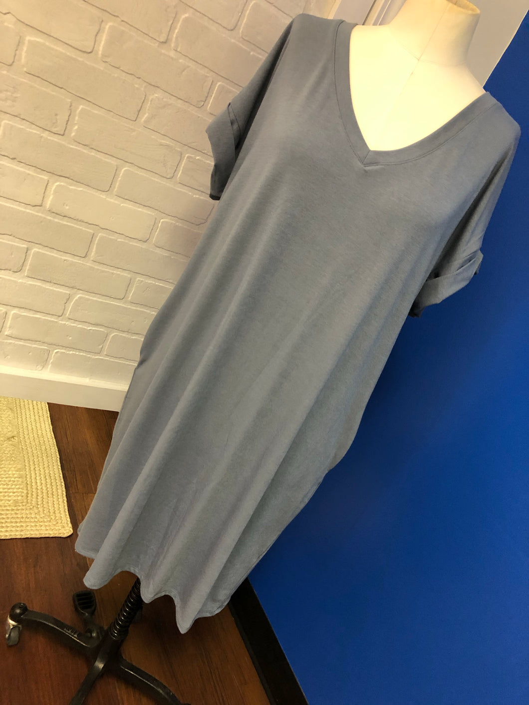 LDT Cement Dress FINAL SALE