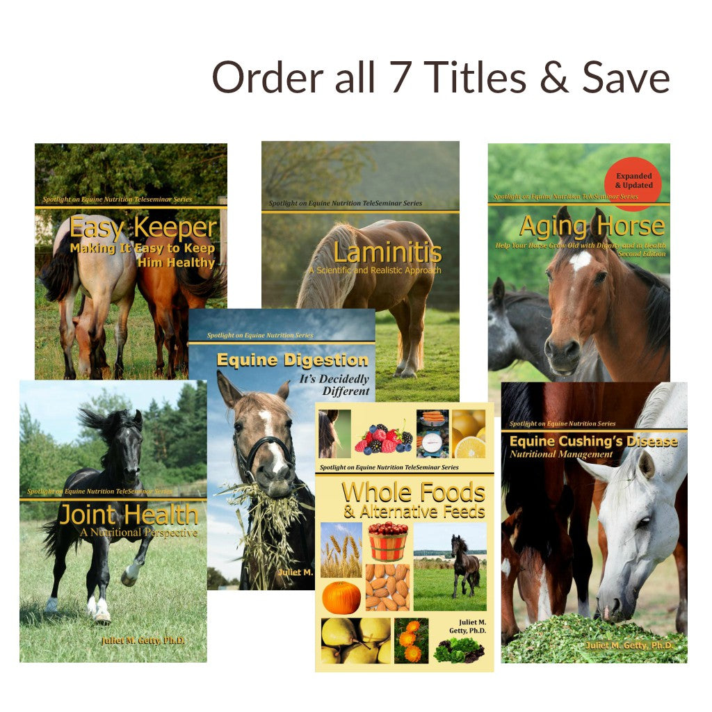 Order all 7 Titles & Save