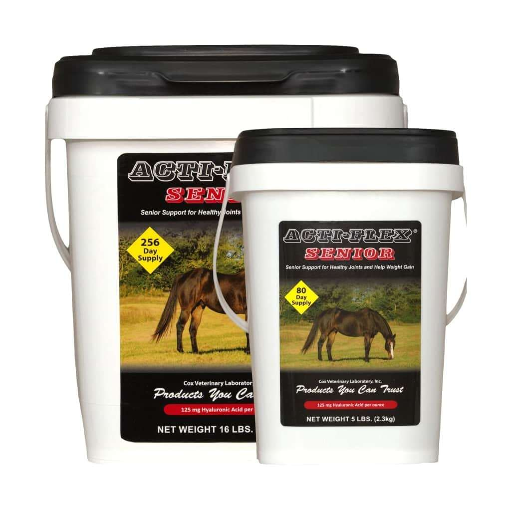 Actiflex Senior Joint Support for Horses - 5 lb or 16 lb
