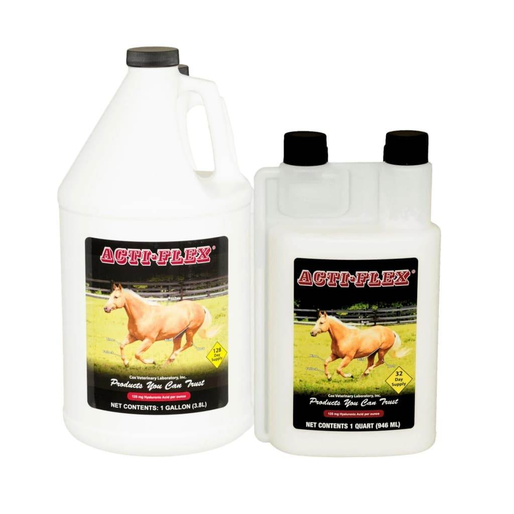 Actiflex Liquid Joint Support for Horses - One Qt or One Gallon