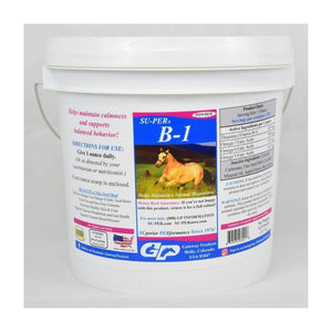 Su-Per Vitamin B-1 Powder for Horses (Thiamine)