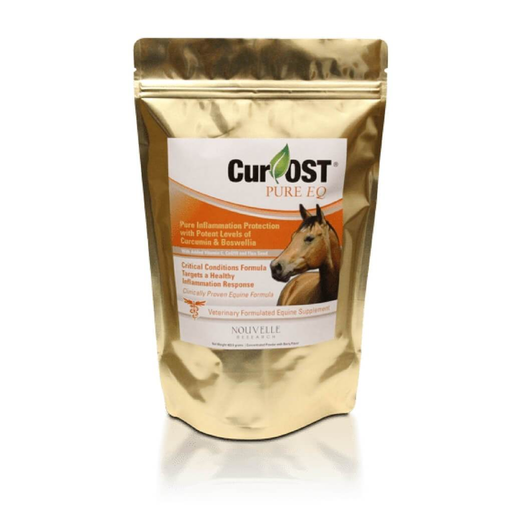 EQ Pure by CurOst - Targets Critical Levels of Equine Inflammation
