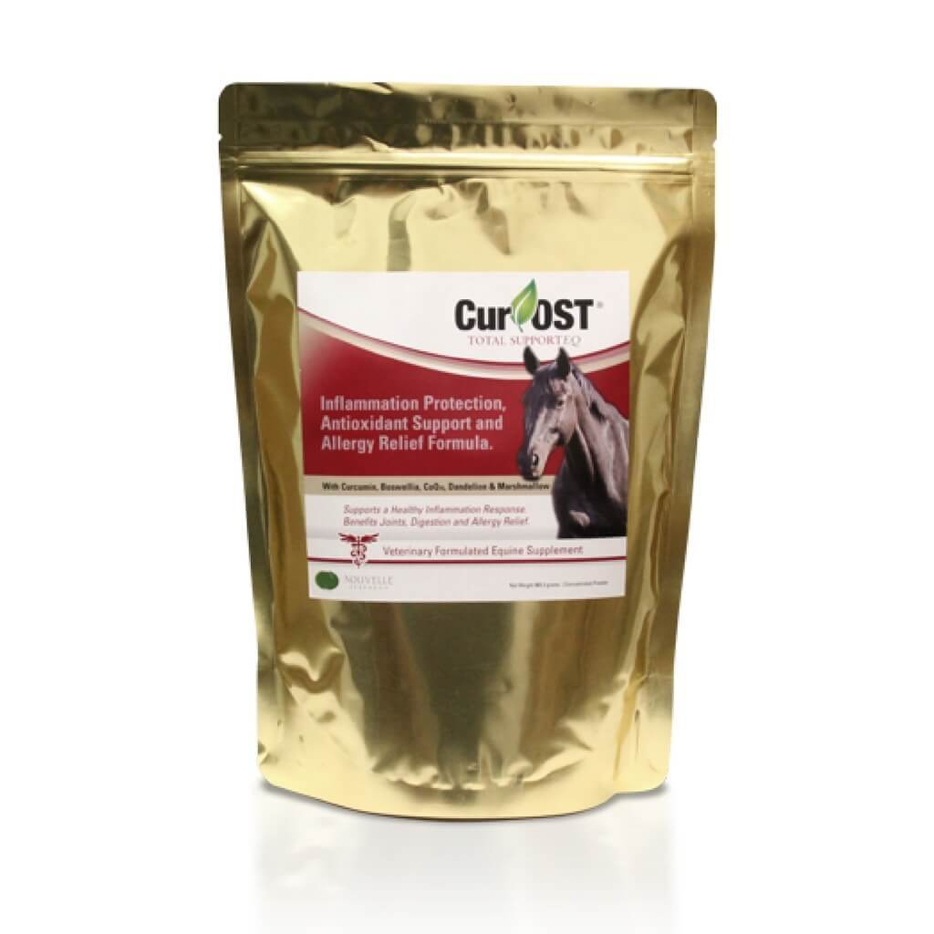 EQ Total Support by CurOst - Reduces Equine Inflammation & Allergies