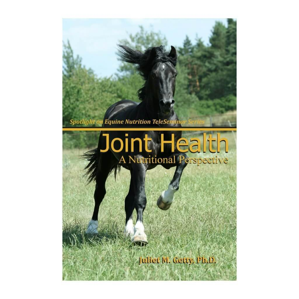 Joint Health - A Nutritional Perspective by Dr. Juliet M. Getty
