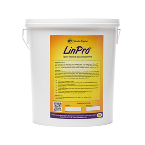 LinPro™ - 14lb Bucket - Equine Vitamin & Mineral Supplement for Performance & Adult Horses
