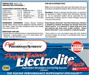 Perfect Balance Electrolite - Powder or Paste
