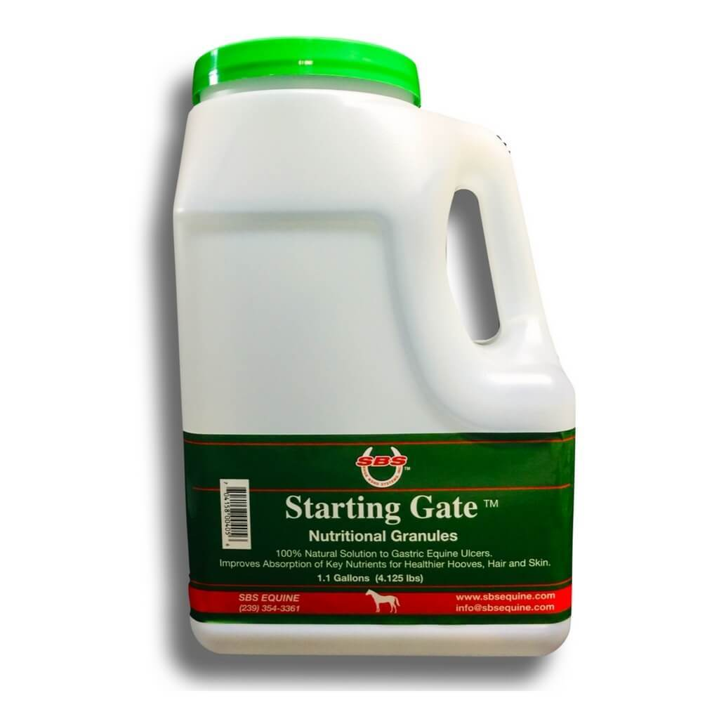 Starting Gate Granules for Ulcers in Horses - 1.1 Gallon