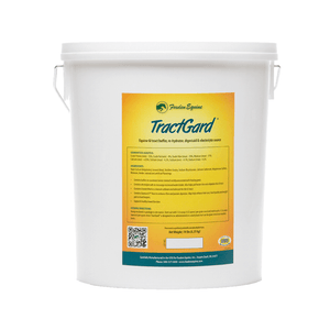 TractGard - 14lb bucket - GI tract re-hydrator, antacid & digestaid for horses