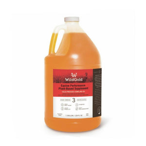 Wild Gold Camelina Oil - 1 Gallon Original Formula