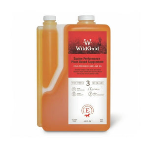 Wild Gold Camelina Oil - 1/2 Gallon Original Formula