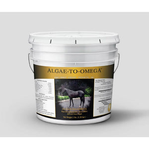 Algae-To-Omega - Omega 3 for Horses 17% DHA- Fish Free
