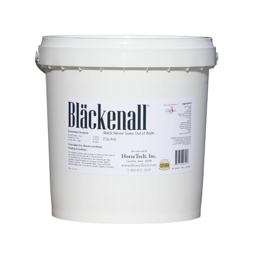 Blackenall - Coat supplement for Horses