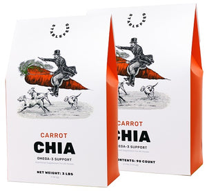 Stable Feed Organic Chia Biscuits and Loose Form