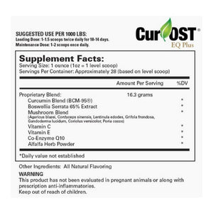 CurOst EQ Plus Performance