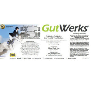 GutWerks label