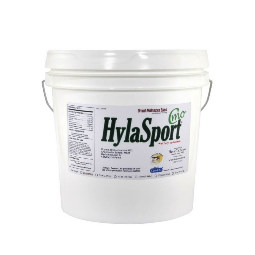 HylaSport CMO for Horses - with Cetyl Myristoleate