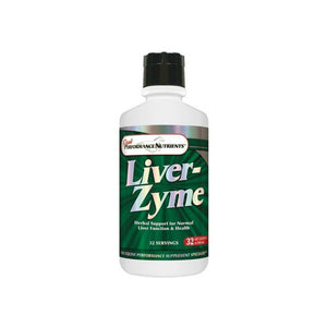 LiverZyme - Liquid Herbal Liver Support for Horses
