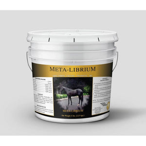 Meta-Librium Metabloic Support Supplement 5lbs