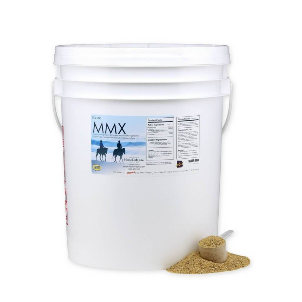 MMX - Magnesium & B-Complex Calming Supplement for Horses