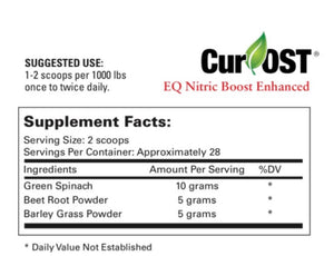 CurOst EQ Nitric Boost Enhanced